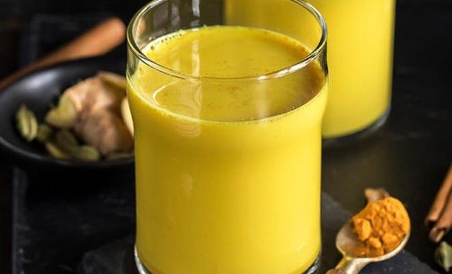 Golden (Turmeric) Milk